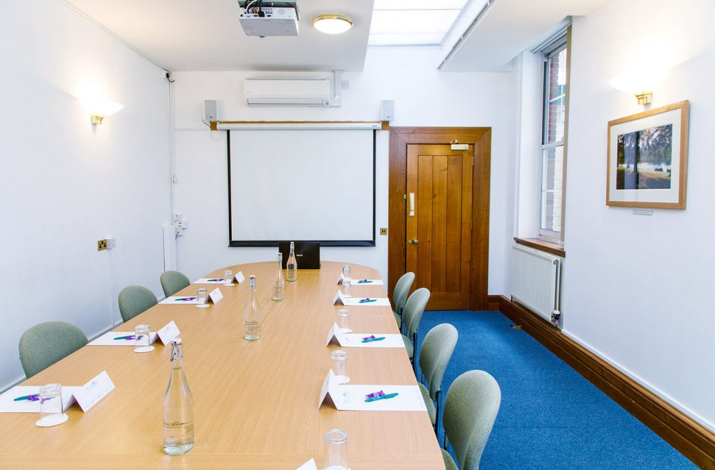 The Sturge room at the The Priory Rooms meeting venue in Birmingham